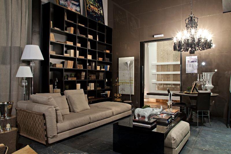 Arquiteta projeta suíte em um espaço de 60 m² com elementos luxuosos