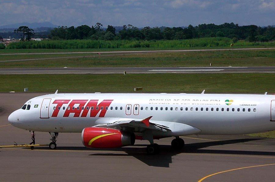 TAM lidera também no segmento de voos internacionais, segundo a Anac / Foto: Divulgação