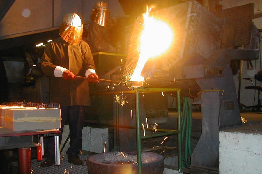 Houve aumento de 1,3% em todos os setores industriais em maio / Foto: Agência Vale
