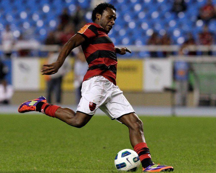 Willians atua na vitória do Flamengo sobre o São Paulo /  Ricardo Ramos/VIPCOMM