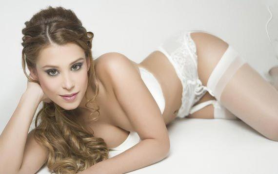 Tamara Campillos ficou famosa após fazer um ensaio nu em 2009 / Foto: Divulgação