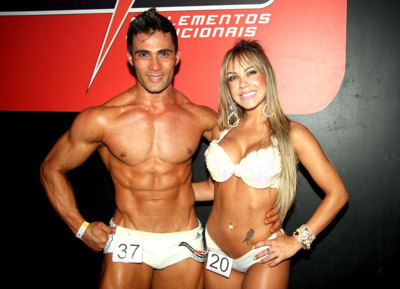 Dupla venceu 54 finalistas / Salani/Fitness Model