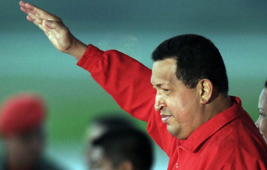 Hugo Chávez voltou para Cuba para tratamento / Foto: Juan Barreto/AFP