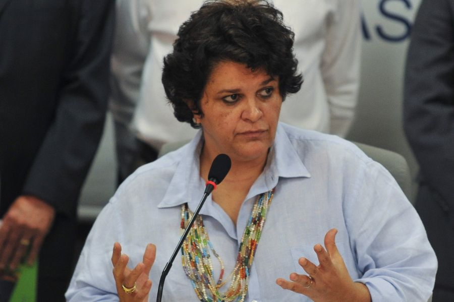 A ministra do Meio Ambiente, Izabella Teixeira, comentou sobre número de emendas propostas ao novo código / Foto: Antonio Cruz/ABr