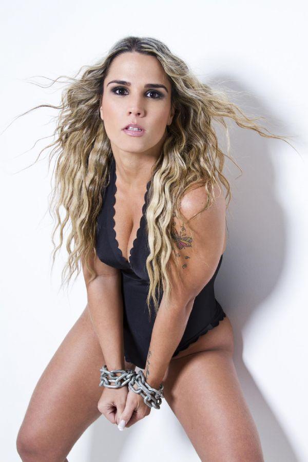 Taty Princesa, a nova estrela do funk nacional / Foto: Divulgação/Taty Princesa