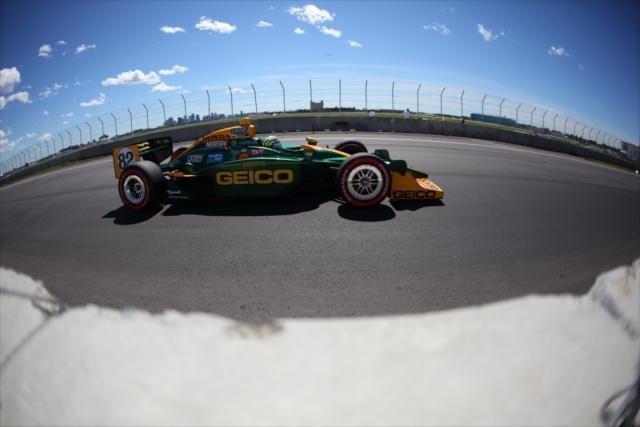 Tony está também em quarto lugar na classificação geral, com 253 pontos / Divulgação/IndyCar