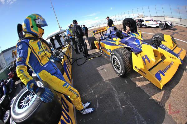 Bia espera manter o desempenho nas próximas etapas / Shawn Gritzmacher/IndyCar