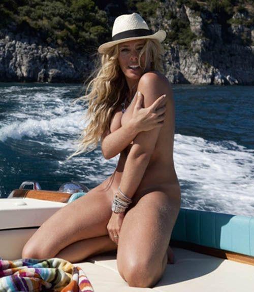 Foto deGalisteu na Playboy