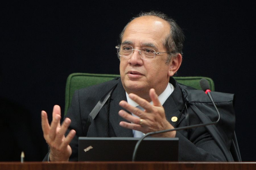 Gilmar Mendes foi relator do julgamento no Supremo Tribunal Federal / Nelson Jr./SCO/ STF