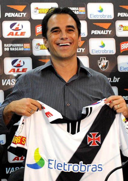 Rodrigo Caetano disse que estava desgastado / Marcelo Sadio/vasco.com.br