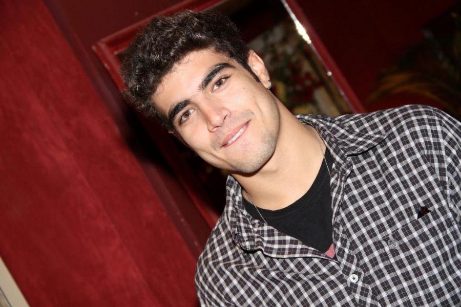 Caio Castro cobrou R$ 20 mil pela presença / Roberto Teixeira/AgNews