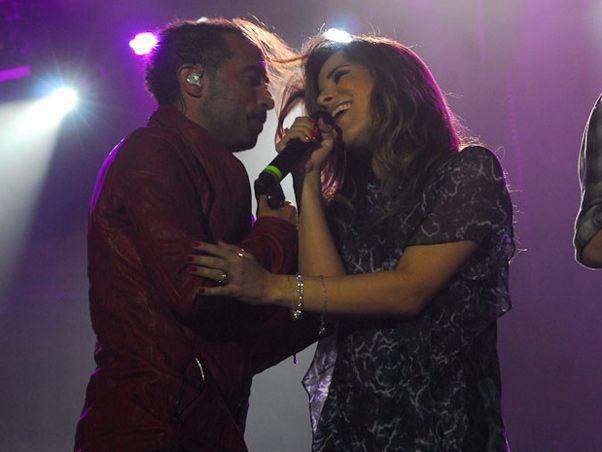 Wanessa faz participação especial com o trio Camila / Celso Akin/AgNew