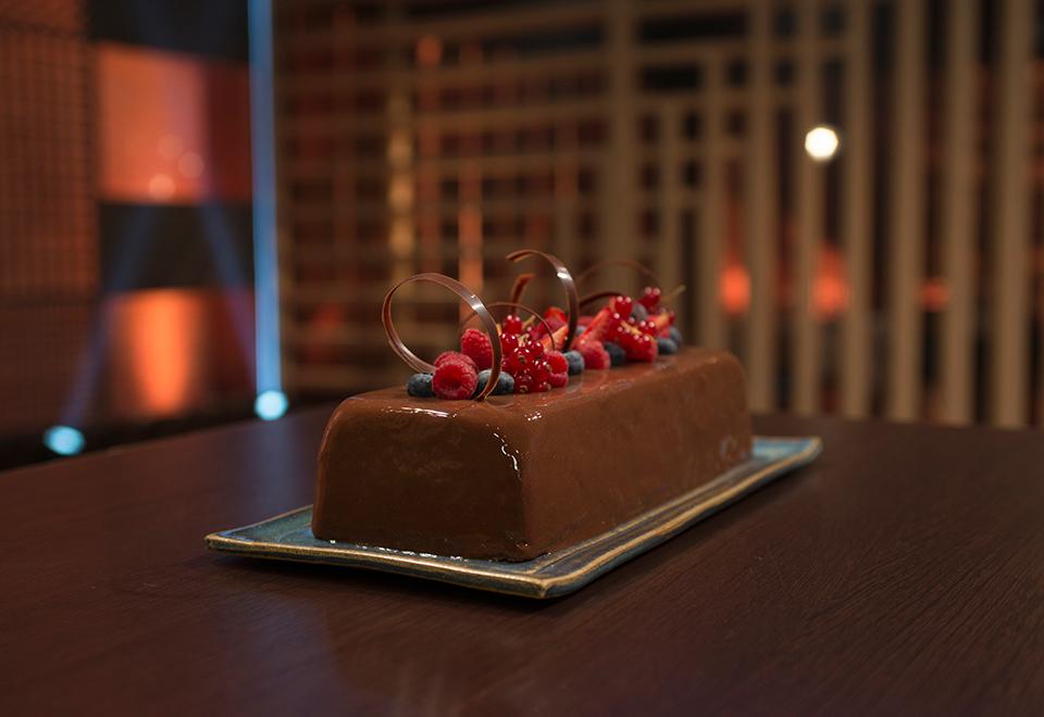 Terrine de chocolate faz cozinheiros se desesperarem