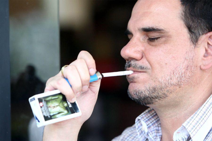 Governo espera que preço elevado reduza o consumo de cigarro / Frederico Phaikal/ Futura Press