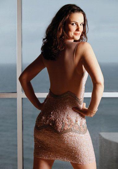 Carolina Kasting diz que ensaio foi o seu mais sensual até hoje ...