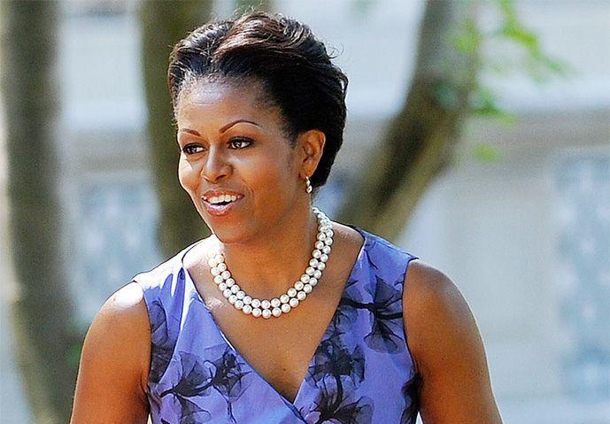 Michelle Obama está na mira de Woody Allen / Jewel Samad/AFP