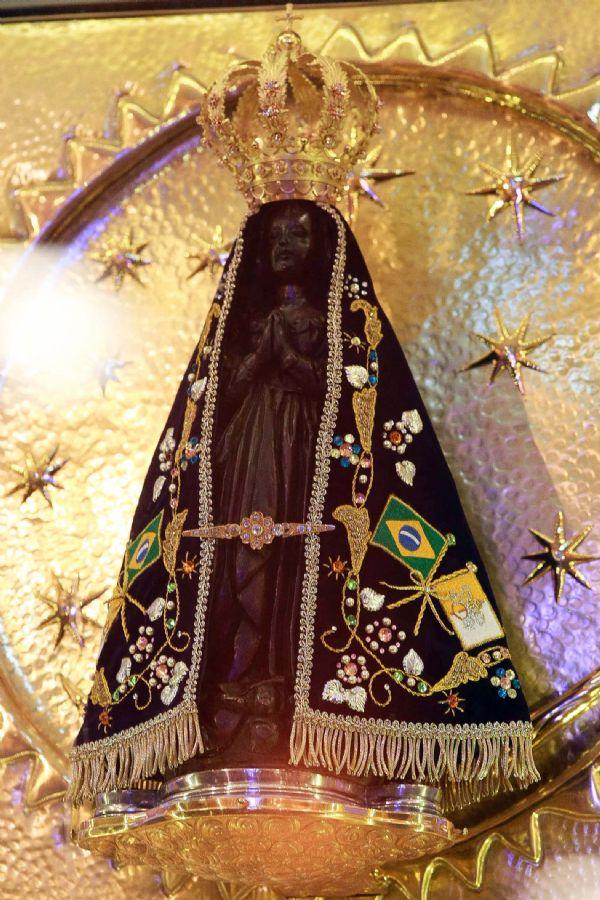 Nossa Senhora Aparecida História Dourado
