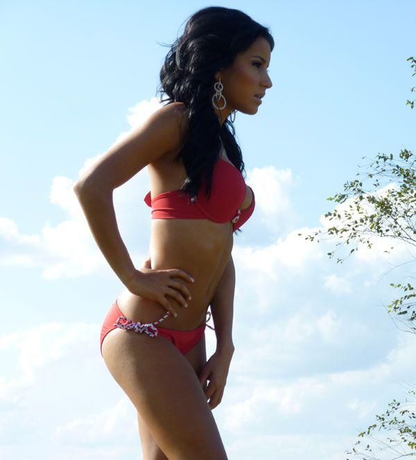 Cheerleaders do Houston posaram para fotos na Louisiania  / Fotos: Divulgação