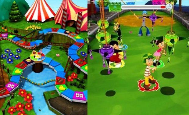 Game do Chaves para o Nintendo Wii chega em 2012 / Divulgação
