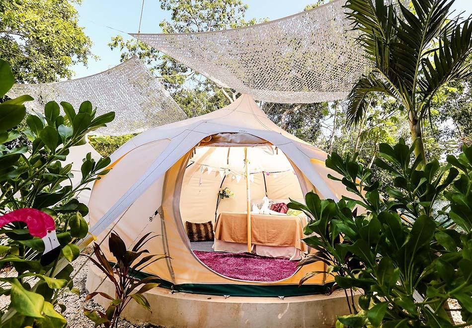 10 destinos para acampar com luxo