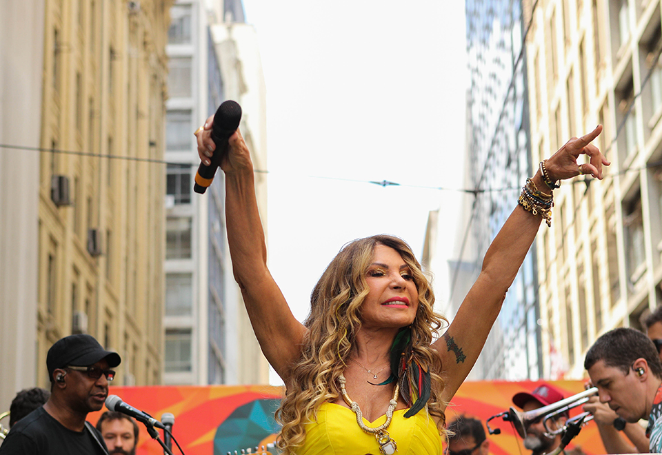 Blocos carnavalescos agitam fim de semana pelo Brasil