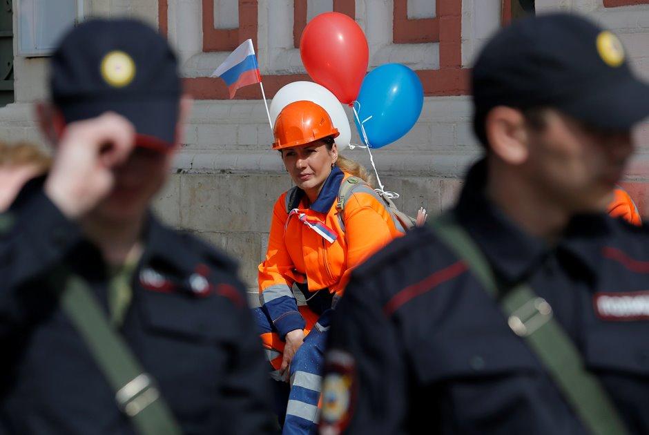 Festa e protestos marcam o Dia do Trabalho