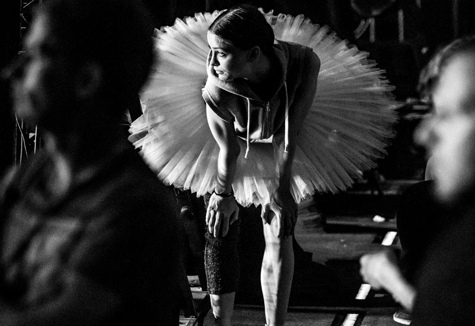Confira os ensaios dos bailarinos da Rússia