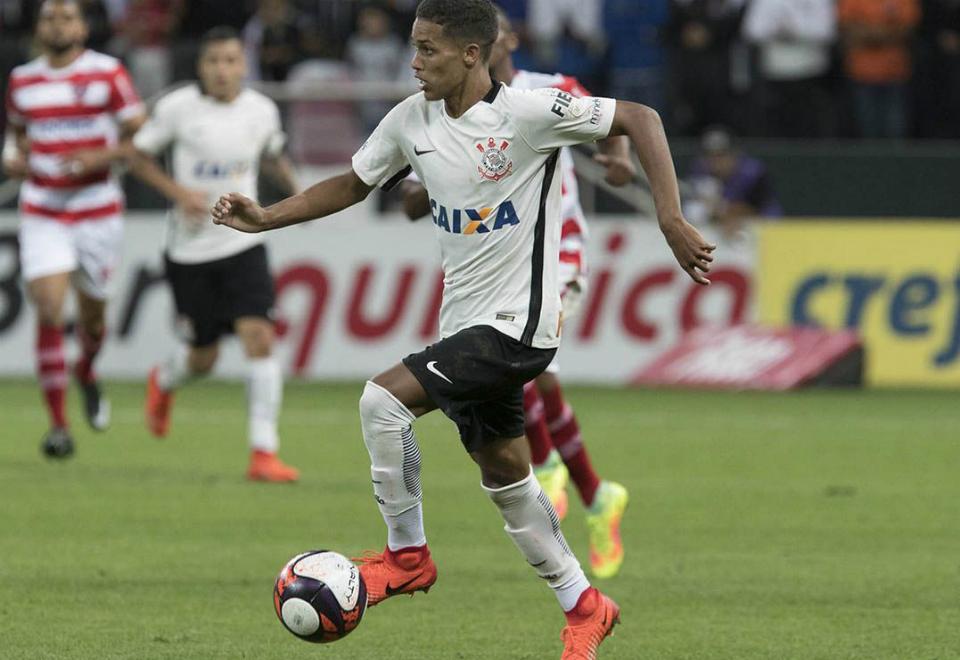 | Daniel Augusto Jr/Ag. Corinthians