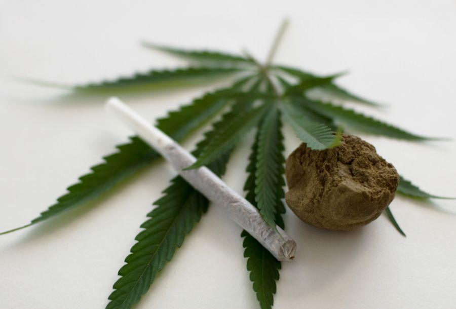 Mesmo com alto número de usuários, maioria dos entrevistados é contra legalização da maconha / Kandelaki/Shutterstock
