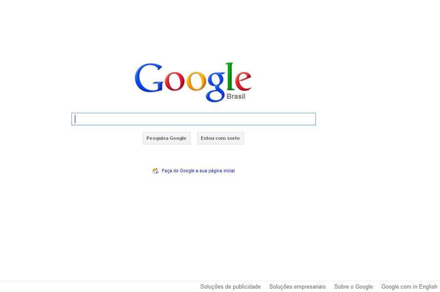 Número de pedidos feitos pelo Brasil ao Google são quase o dobro do segundo colocado / Reprodução