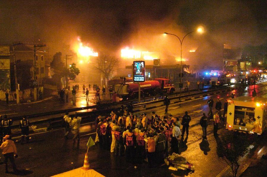 Acidente matou 199 pessoas em 2007, em Congonhas / Milton Mansilha/Agência Luz/ABr
