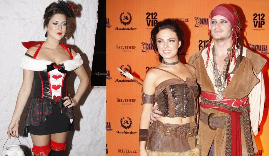 Festa de Halloween reúne celebridades / Philippe Lima/AgNews