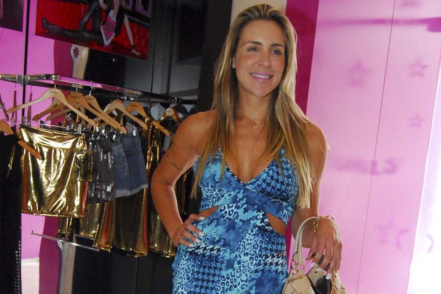Joana Machado revela intimidade / Celso Akin/AgNews
