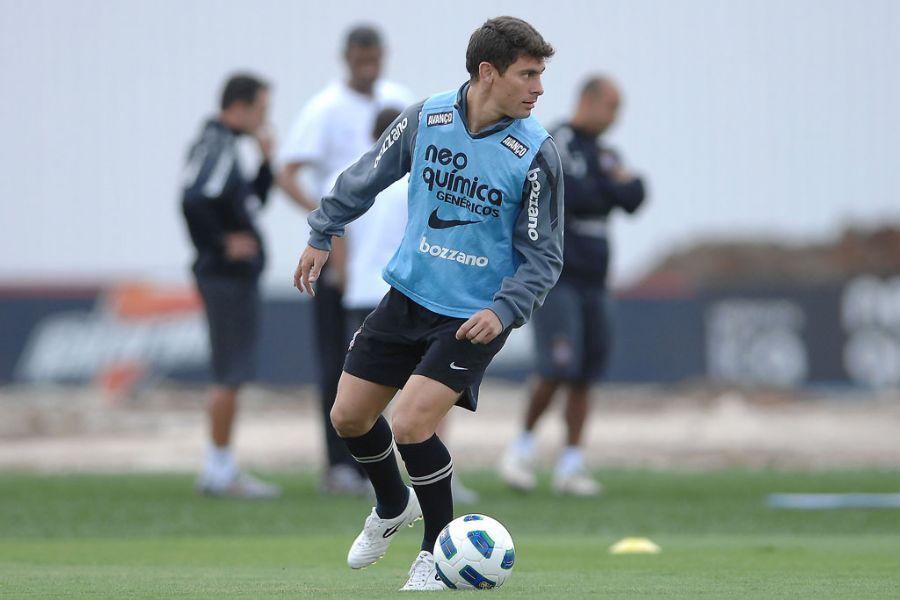 Alex substitui Danilo na decisão contra o Palmeiras / Mauro Horita/Agif/AE