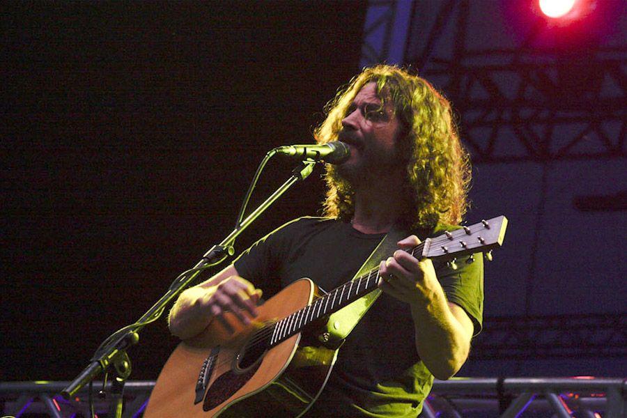 Chris Cornell foi encontrado morte na noite de quarta / Amauri Nehn/AgNews