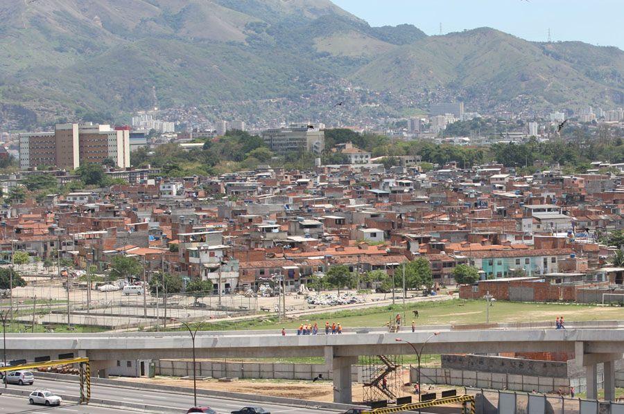 Será iniciada uma intensificação do processo de pacificação no Complexo da Maré, segundo PM / Tasso Marcelo/ AE/ Arquivo