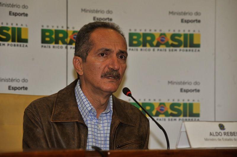 """Para Aldo Rebelo, as alterações no ministério são """"esperadas e naturais"""" após mudanças de chefia / José Cruz/Abr"""