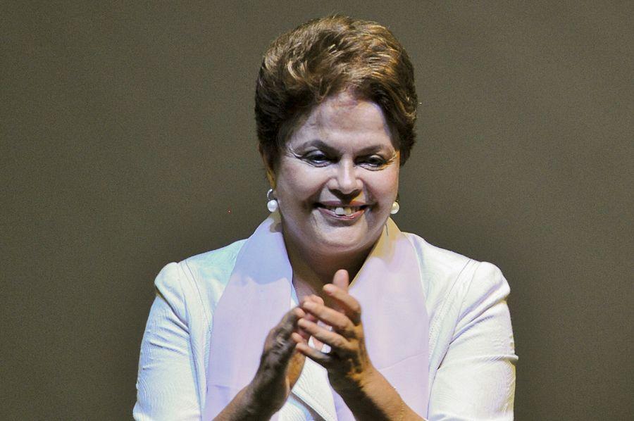 Aprovação de Dilma sugiu para 72%, de acordo com pesquisa / Fábio Rodrigues Pozzebom/ ABr