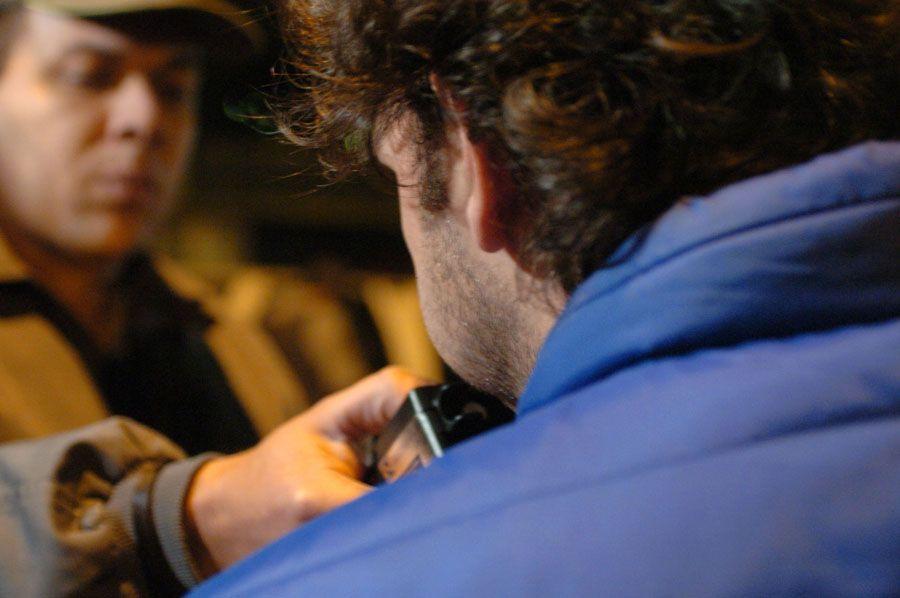 Bafômetro continuará como prova obrigatória de embriaguez ao volante / Werther Santana/ AE