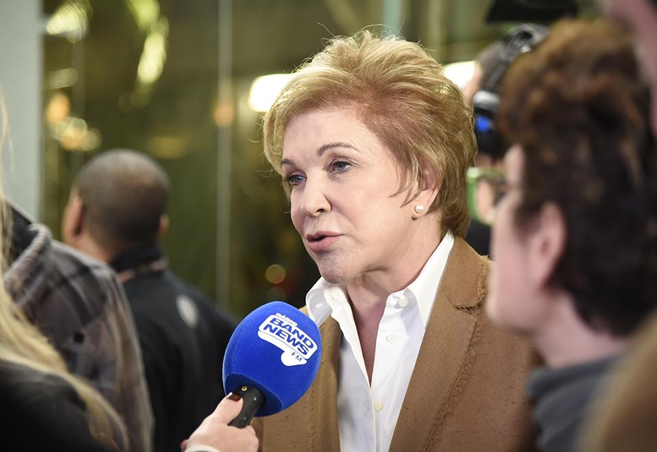 Candidatos à prefeitura de São Paulo chegam ao primeiro debate