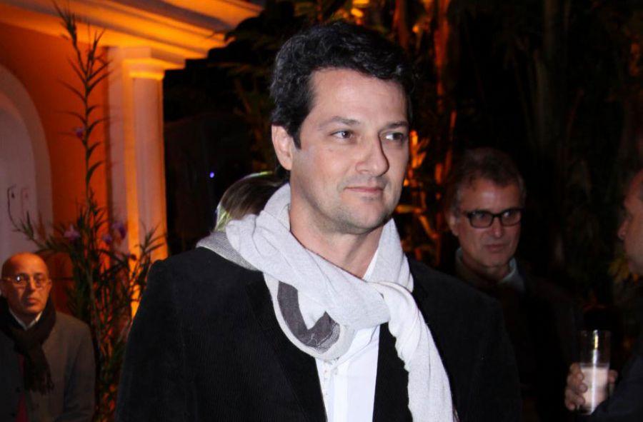 Marcelo Serrado conversará com diretor do longa / Alex Palarea/AgNews