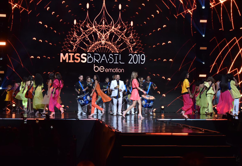 Júlia Horta desbanca 26 concorrentes no Miss Brasil 2019