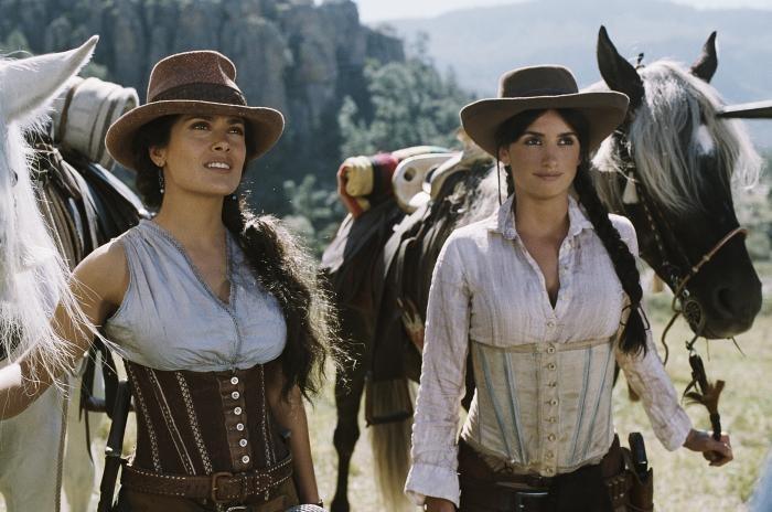 Penélope Cruz e Salma Hayek são as estrelas do filme
