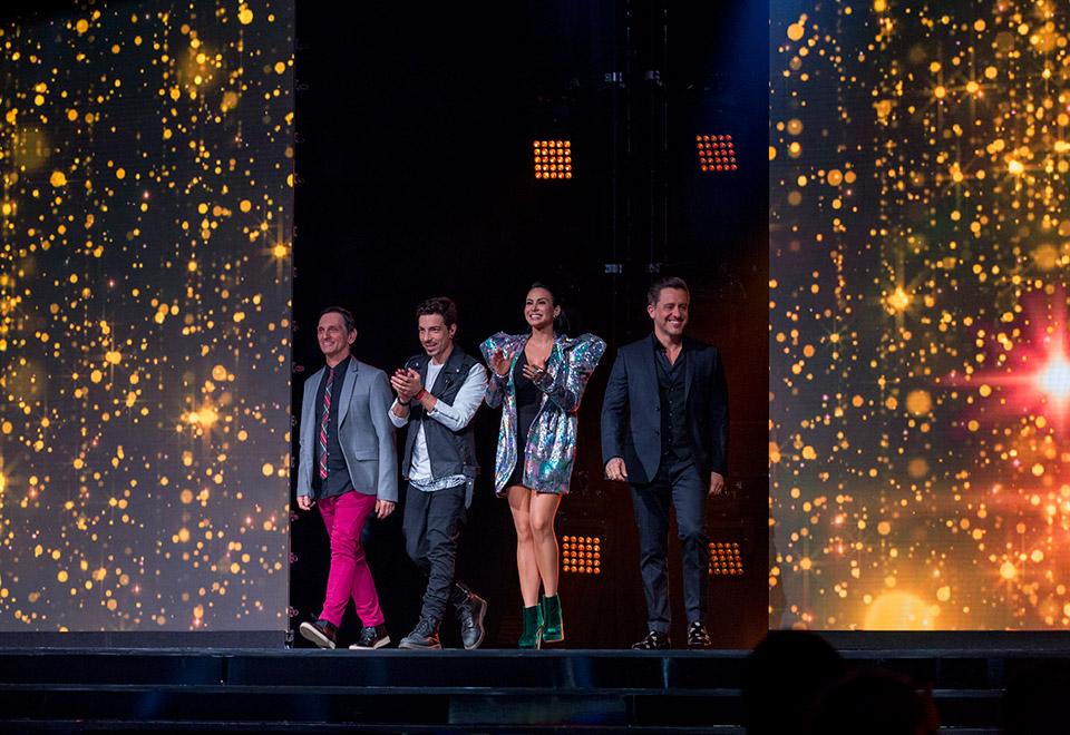 Emoção marca primeiro episódio dos shows ao vivo no X Factor Brasil