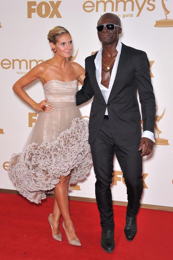 Seal e Heidi Klum estavam casados desde março de 2005 / Featureflash/Shutterstock