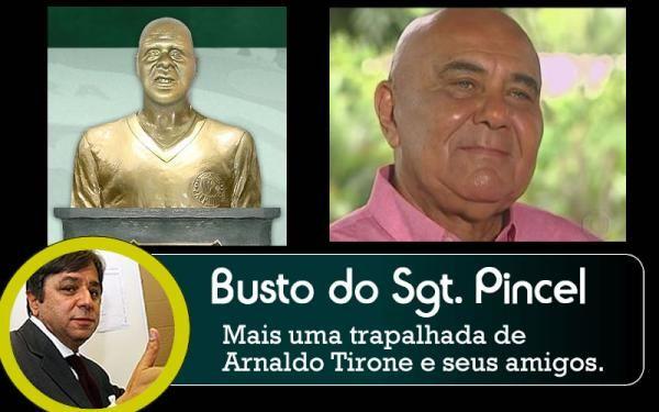 Sargento Pincel - Busto Marcos