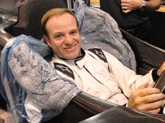 Barrichello vai voltar a dirigir um carro da KV / Divulgação Indy Car