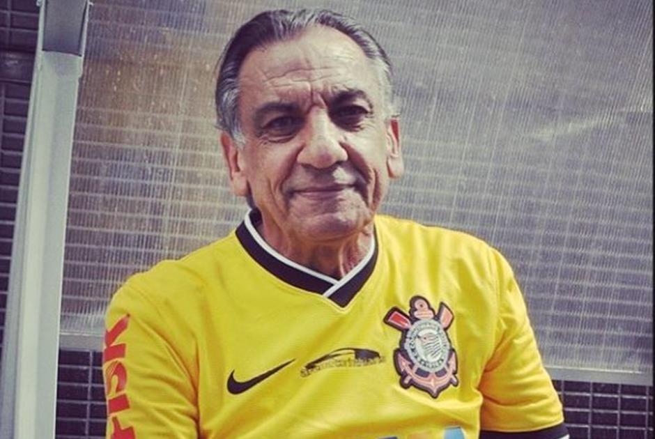 Dr. Osmar de Oliveira era um grande fanático pelo Corinthians