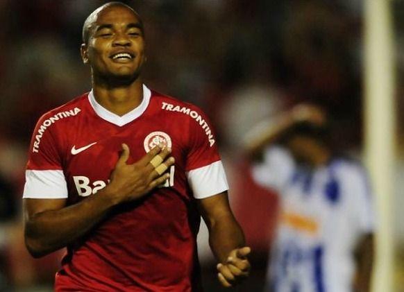 Rodrigo Moledo deixou o Inter rumo ao Metalist / Divulgação/Site Inter