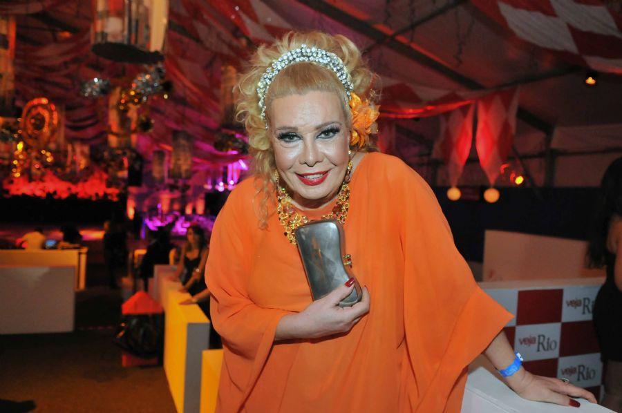 Morre atriz Rogéria aos 74 anos no Rio de Janeiro